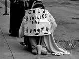 Regular beggars in Nappy Valley