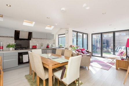 Properties currently for sale in and around Clapham
