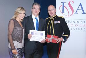 Thames Christian College Wins ISA Award