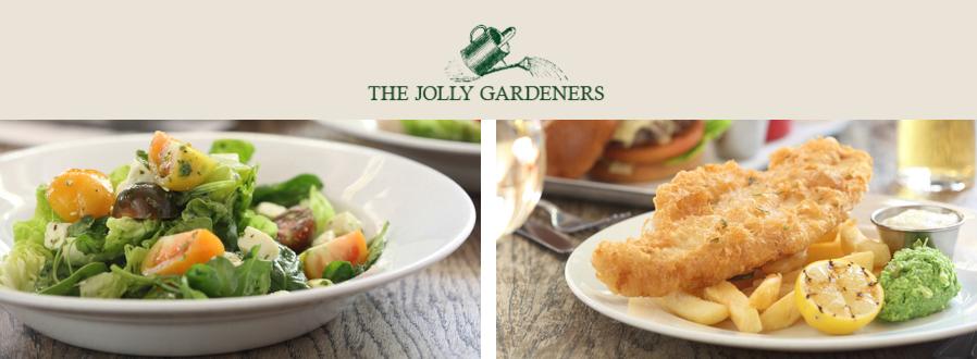 Jolly Gardeners