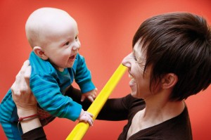 Bugs - gymnastics-based classes for babies 4 to 10 months @ The Little Gym Wandsworth & Fulham | London | United Kingdom