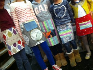 Sewing school (children aged 6 to 12 years) @ The Old School club