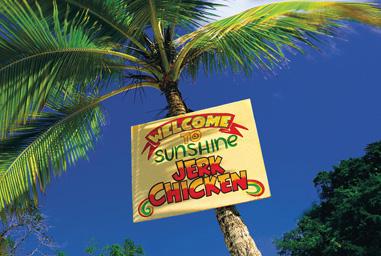 Jamaica Jerk Chicken