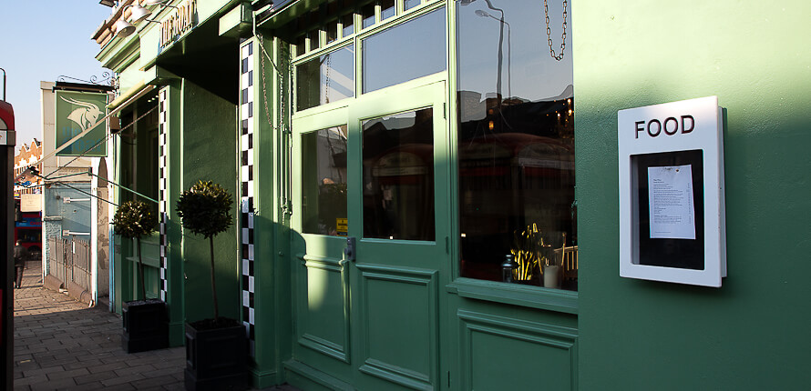 Exterior picture of Goat in Wandsworth