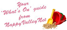 The Little Gym's Summer Camp, The Hive Lates and Jack & Billy's Supper Club: Your What's On activity guide from NappyValleyNet