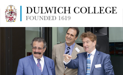 Professor Lord Winston and the Director of National Gallery open The Laboratory at Dulwich College