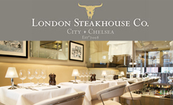 A cut above – London Steakhouse Co. The Kings Road.