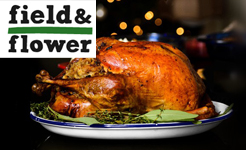 Field and Flower Christmas Recipes