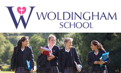 Record-breaking rower talks teamwork and resilience at Woldingham