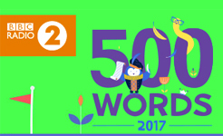 """The White House enters the BBC Radio 2 """"500 Words"""" Competition"""