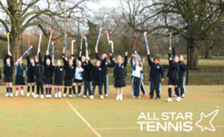 FINTON PUPILS TO GET THE ALL STAR TREATMENT!
