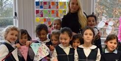 The Falcons School for Girls Appreciate their Teachers
