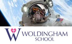 NASA Astronaut Lands at Woldingham School