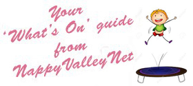 Half term plans, Flip Out fun and the NCT Nearly New Sale: Your What's On activity guide from NappyValleyNet