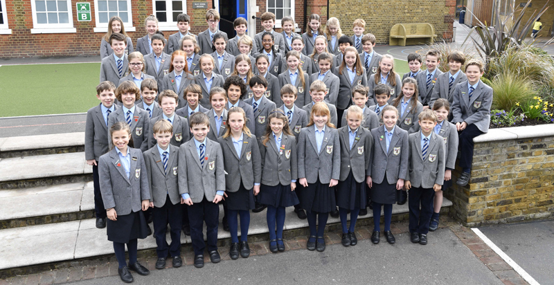 Hornsby House School - Year 6 - March 2017