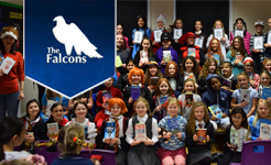 Falcons School for Girls Launches New Carnegie Library