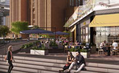 Potential impact the Battersea Power Station project could have on the Chelsea market