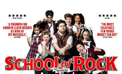 School of rock – Lessons in laughter