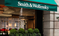 Higher Steaks – Dining at Smith & Wollensky