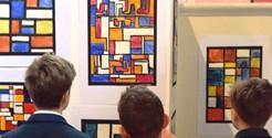 Falcons School for Boys Raise £3,000 During Art Exhibition