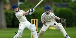 Alleyn's Under 12 Cricketers win the London Cup