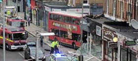 Deadline: 30 free hours childcare. Lavender Hill bus crash. French Cafe to new home.