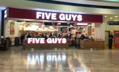 Five Guys Wandsworth Southside – The future of fast food?