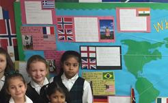 International Celebrations at St Anthony's School for Girls