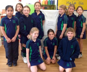 Falcons School for Girls Support Local Charity