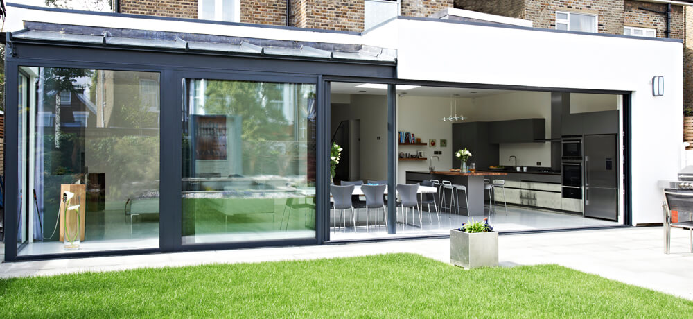 Planning A Kitchen Within An Extension The Blueprint Nappyvalleynet