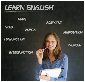 Au Pairs Learning English