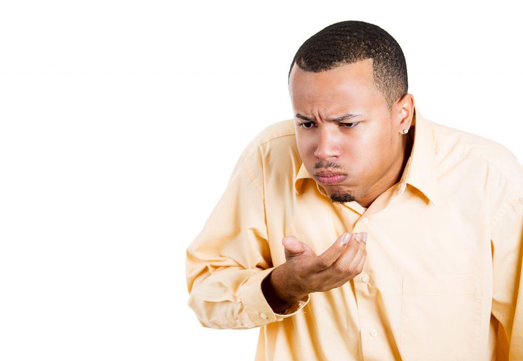 vomit spreads germs