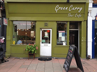Green Curry Thai Cafe