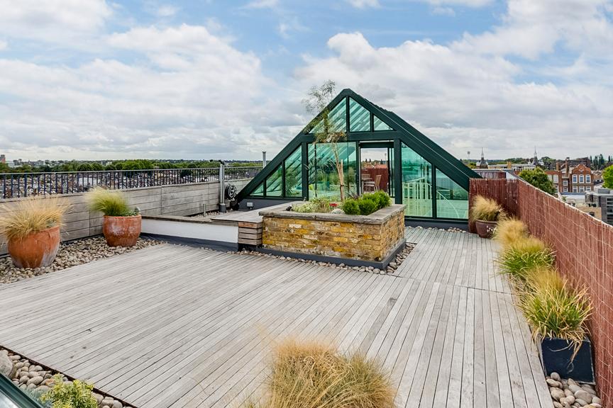 Design Spotlight Rooftop Garden Design Nappyvalleynet