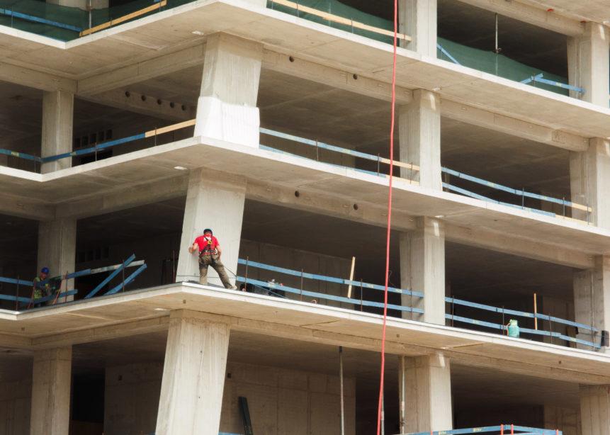 Renovation of properties in London