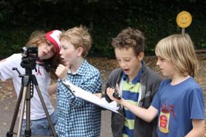 Shooting Stars Filmmaking Club for ages 7+ @ Studio Film School @ Broomwood Hall School   London   United Kingdom