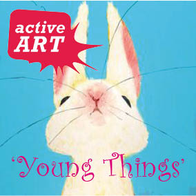 Young Things Easter Activities at Active Art @ Nature Study Centre Wandsworth Common   London   United Kingdom