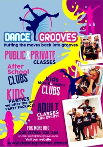 Dance Grooves Street Dance @ St Mary's Church Putney | London | United Kingdom