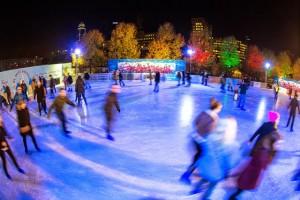 Ice Skate Vauxhall  @ Ice Skate Vauxhall    London   England   United Kingdom
