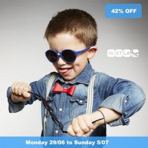 Ki ET LA unbreakable sunglasses flashsale @ Tendre Deal online Boutique