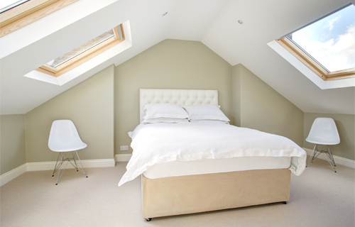 Convert Loft Into Bedroom How To A The Low Down On Conversions In London Nyvalley