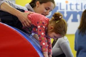 Beasts/SuperBeasts gymnastics-based classes @ The Little Gym Wandsworth & Fulham | London | United Kingdom