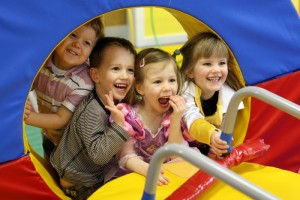 Giggle Worms/Good Friends gymnastics-based classes for 4 to 6 year olds @ The Little Gym Wandsworth & Fulham | London | United Kingdom