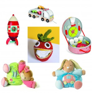 French toys flashsale: Janod, Kaloo and Myum @ Tendre Deal online Boutique