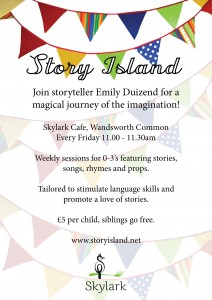 Story Island at Skylark @ Skylark | London | United Kingdom
