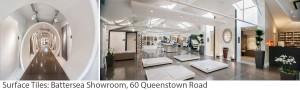 Surface Tiles Battersea Showroom