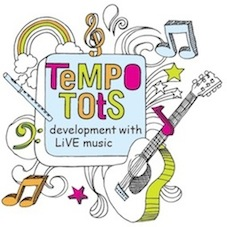 Tempo Tots - Twickenham @ The Maple Room, The Crossways, St Stephens Church, 306 Richmond Road, East Twickenham TW1 2PD