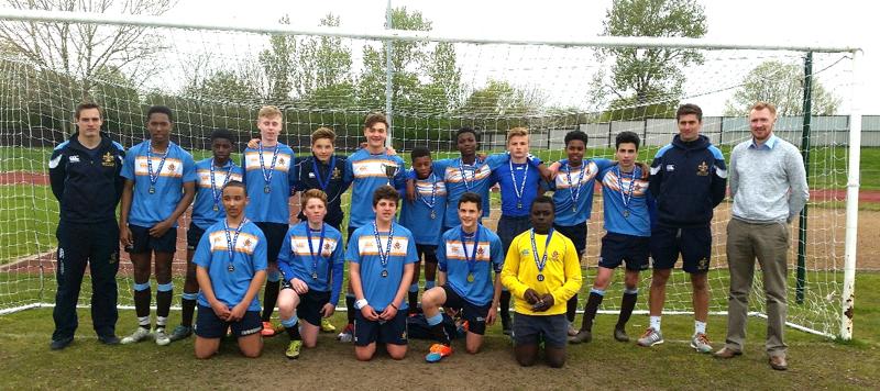 Trinity claim Croydon Cup victory