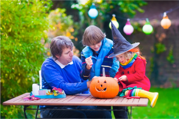 Halloween and Bonfire Night First Aid