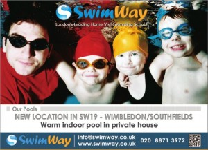 Wimbledon Swimming Lessons for Children @ Private Pool | London | United Kingdom